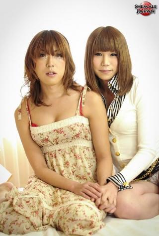 Horny Lesbian Japan Babes
